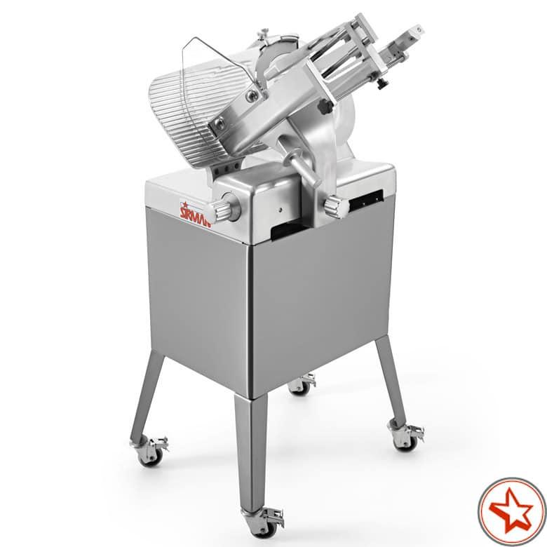 Aufschnittmaschinen - SIRMAN SpA Serie Galileo EVO