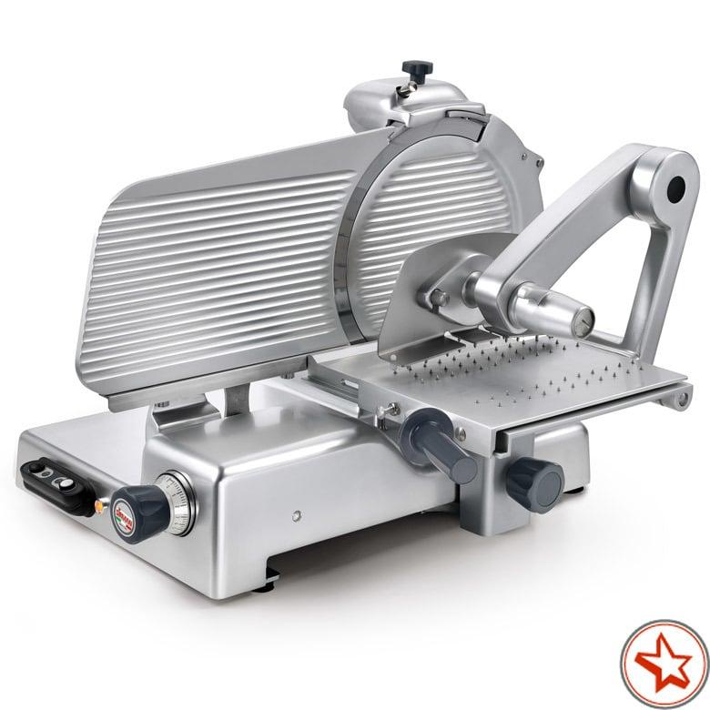 Aufschnittmaschinen - SIRMAN SpA Serie Leonardo EVO