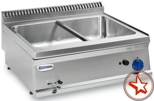 Bainmarie - Gas - Tischgeräte