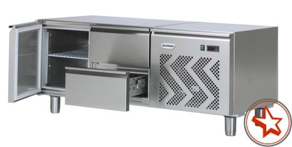 Unterbau - Kühltische
