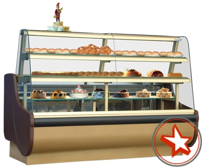 Bäckerei- / Konditoreiverkaufstheken