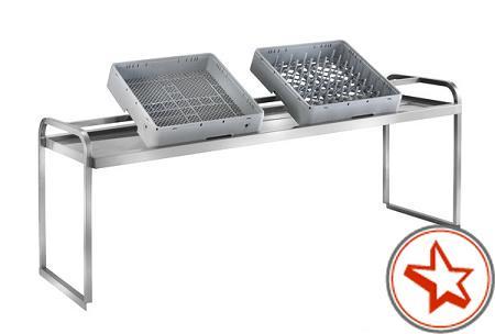 Aufsatzborde & Aufsatzkonsolen für Geschirrkörbe