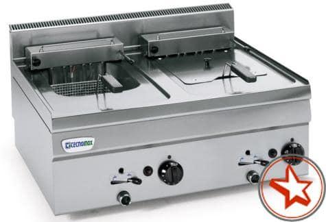Fritteusen - Gas -Tischgeräte