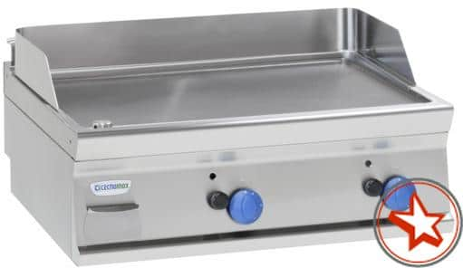 Grillplatten - Gas - Tischgeräte