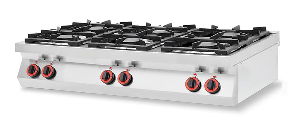 GS-BASIC Gasherde - Tischgeräte