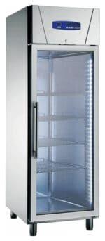 Tiefkühlschränke mit Glastüre