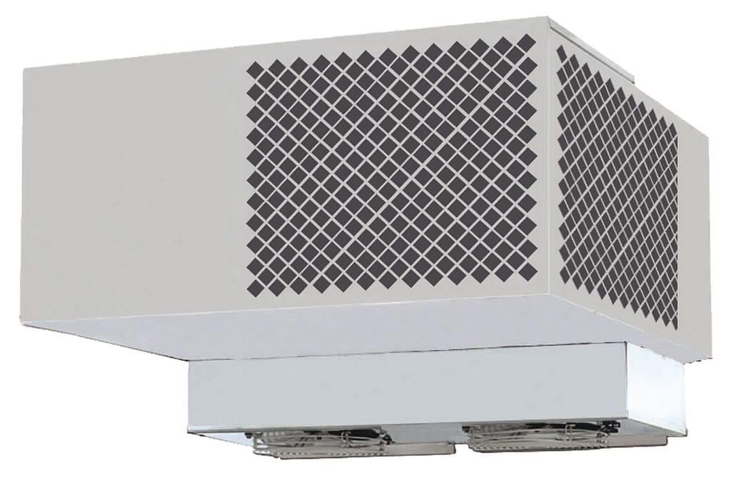 TECNOBLOCK Stopfer-Kühlaggregate für den Deckeneinbau