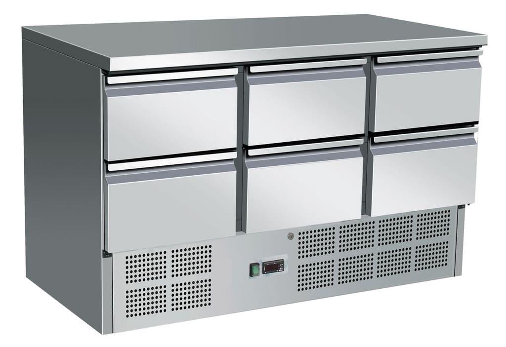 Kühltische GN1/1 - ECO & GSKT SMALL