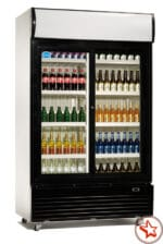 Glastürkühlschränke
