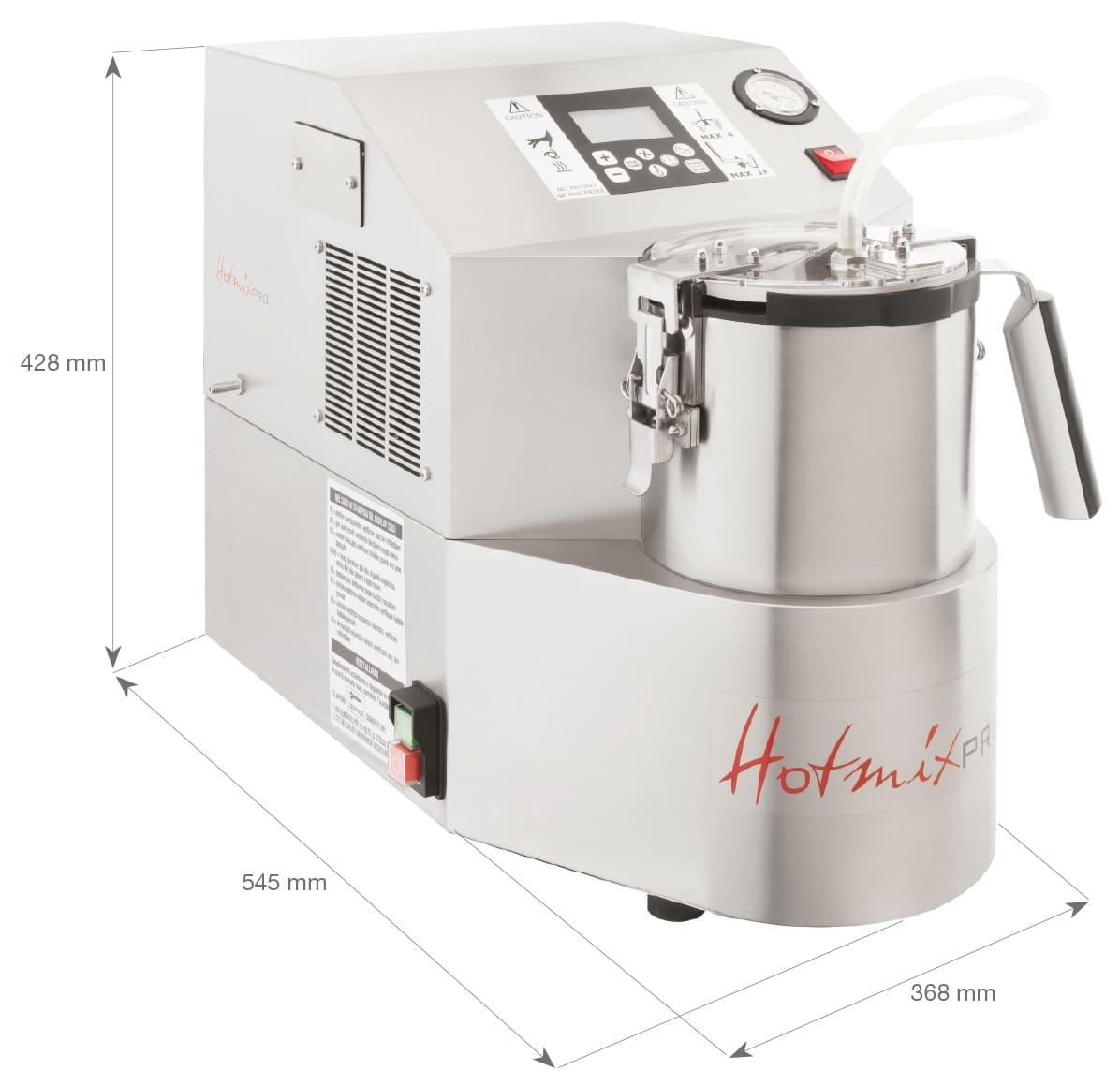 HotmixPro - Multifunktions Küchenmaschinen