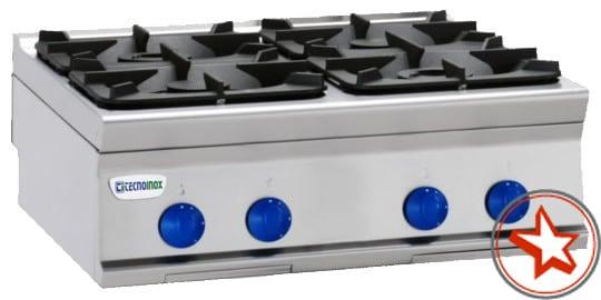 Herde - Gas - Tischgeräte