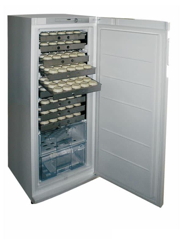 Rückstellproben - Tiefkühlschränke