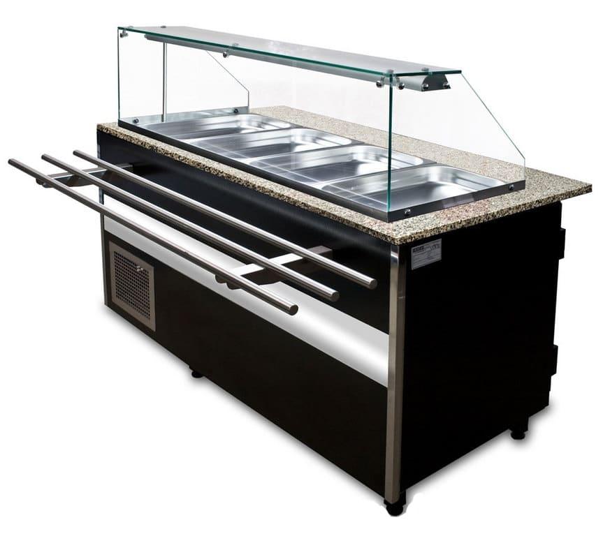 Kühltheken GASTRO  Serie GS-GA