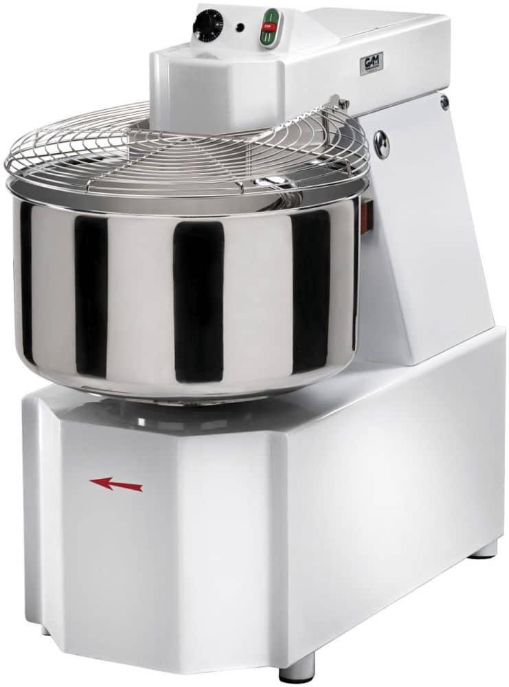 Spiralteigknetmaschinen von GAM - Serien SX / TSX / TSVX