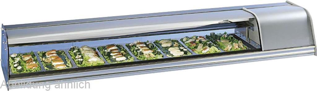 Sushi - Kühlaufsatzvitrinen