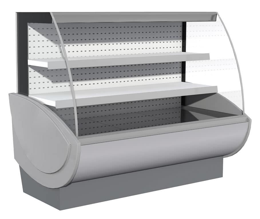 Impuls-Wandkühlregale GS-NAS