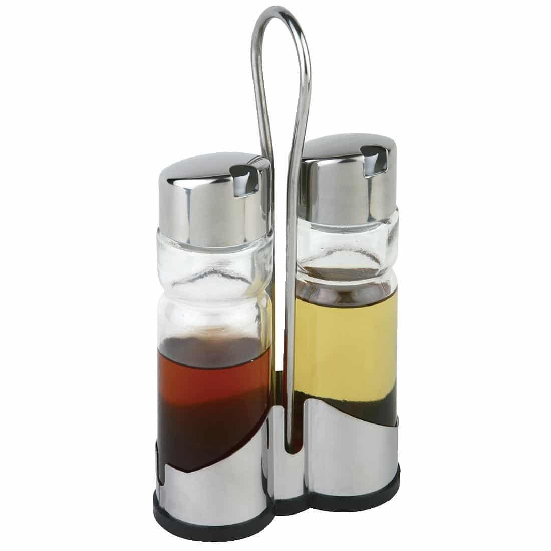 Menagen für Öl und Essig