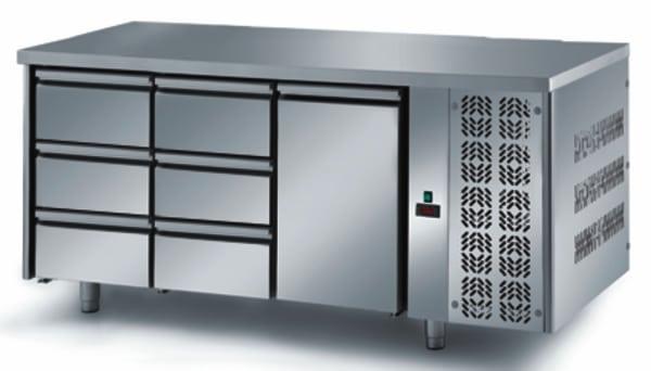 Kühl- & Tiefkühltische